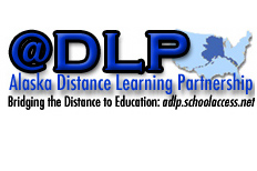Alaska Distance Learning Partnership logo